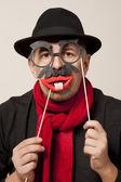 Funnyman — Stock Photo