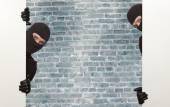 Burglar, Ninja — Stock Photo