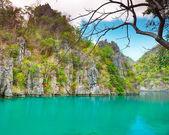 Kayangan lake — Stok fotoğraf