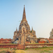 Wat Phra Si Sanphet. Panorama — Stock Photo #70479655