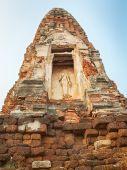 Wat Phra Ram Ayutthaya — Stock Photo