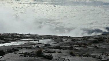 Panorama de Mt Kinabalu — Vídeo de Stock