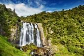 Marokopa Falls, New Zealand — Stock Photo