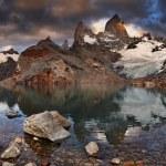 Mount Fitz Roy, Patagonia, Argentina — Stock Photo #68379425