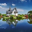 Sanphet Prasat Palace, Thailand — Stock Photo #76101501