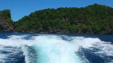 Andaman sea — Stock Video