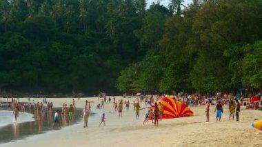 Kata beach — Vídeo de Stock