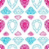 образец от алмаза — Cтоковый вектор