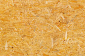 Seamless texture of oriented strand board - OSB — Stock Photo