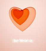 Valentýna dárkový poukaz — Stock fotografie