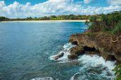 Dream beach at sunny day — Stock Photo