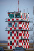 Air traffic control tower — Stock Photo