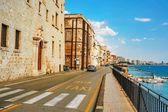 Quay of  Naples — Stock Photo