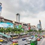 Big automobile stopper in Bangkok — Stock Photo #61497217