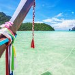 Boat in the tropical sea.  Thailand — Stock Photo #68637241