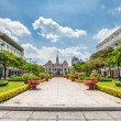 Monument to Ho Chi Minh — Stock Photo #78755636