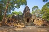 Ta Som, Angkor wat in Siem Reap — Stock Photo