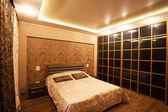 Interior bedroom — 图库照片