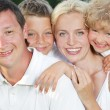 Happy family — Stock Photo #64993889