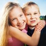 Happy child — Stock Photo #69588093