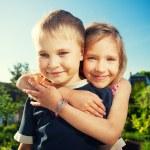 Happy children — Stock Photo #69588097