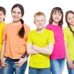 groupe enfants — Photo #71059145
