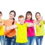 groupe enfants — Photo #71059179