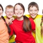 groupe enfants — Photo #71059183