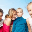 Children at summer — Stock Photo #76737819