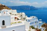 Oia. Santorini island. Greece — Stock Photo