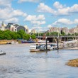 River Thames. London, England — Stock Photo #55312367