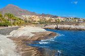 Costa Adeje. Tenerife. Canary Islands — Stock Photo
