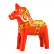 Swedish Dala horse  — Stock Photo #58934571