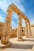 カルナック神殿。ルクソール, エジプト — ストック写真
