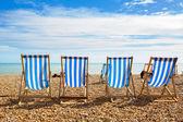 Brighton beach. Brighton, England — Stock Photo