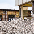 Demolished house — Stock Photo #76353481