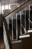 Staircase in modern interior — Stock Photo