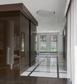 Luxury hall interior — Foto Stock