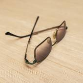 Vision glasses — Stock Photo