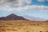 Berge des sinai — Stockfoto