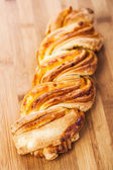 Rodopio de pão — Foto Stock