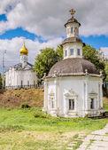 Piatnitski or Sergievskiy well — Stock Photo