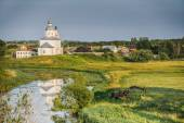Elias Church in Suzdal — Stock Photo