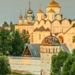 Pokrovsky Monastery in Suzdal — Stock Photo #53799365