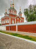 Brusensky monastery in Kolomna, Russia — Stock Photo