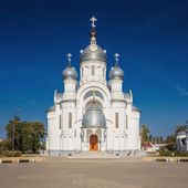 Orthodox Church of Archangel Michael — Stock Photo