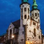 Church of St. Andrew of Krakow, Poland — Stock Photo #55290913