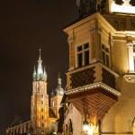 St. Mary Basilica, Krakow — Stockfoto #55290949