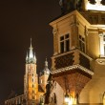 St. Mary Basilica, Krakow — Foto Stock #55290949