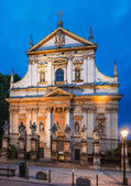 Saints Peter and Paul Church, Krakow — Stock Photo